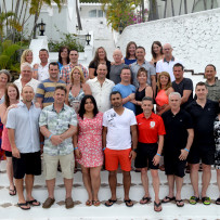 Mexico 2014 Group Shot